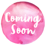 """Rad Frosh 2017 logo image description: The words """"Coming Soon"""" are written in white over a pink circle."""