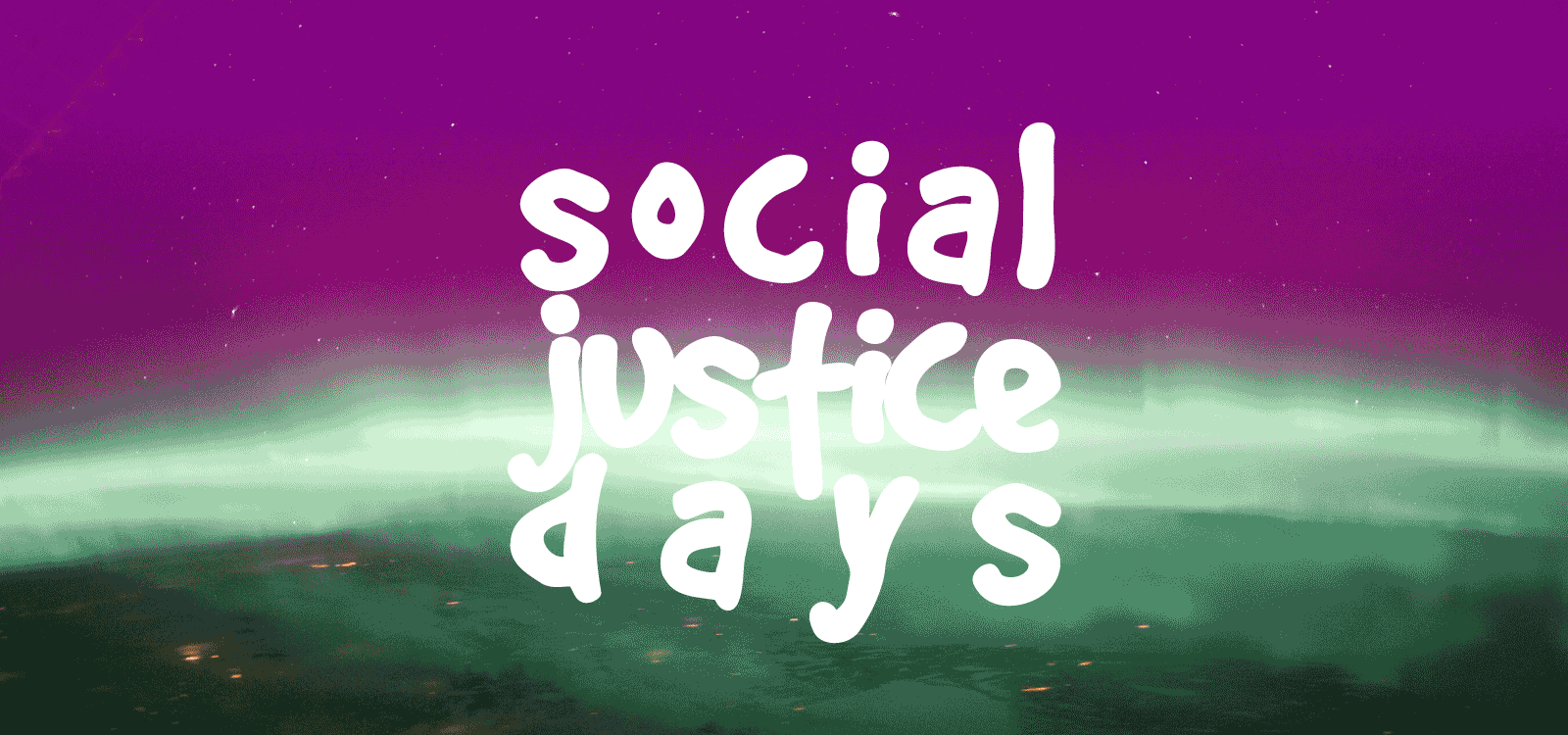 Social Justice Days 2015: 10 Year Anniversary!