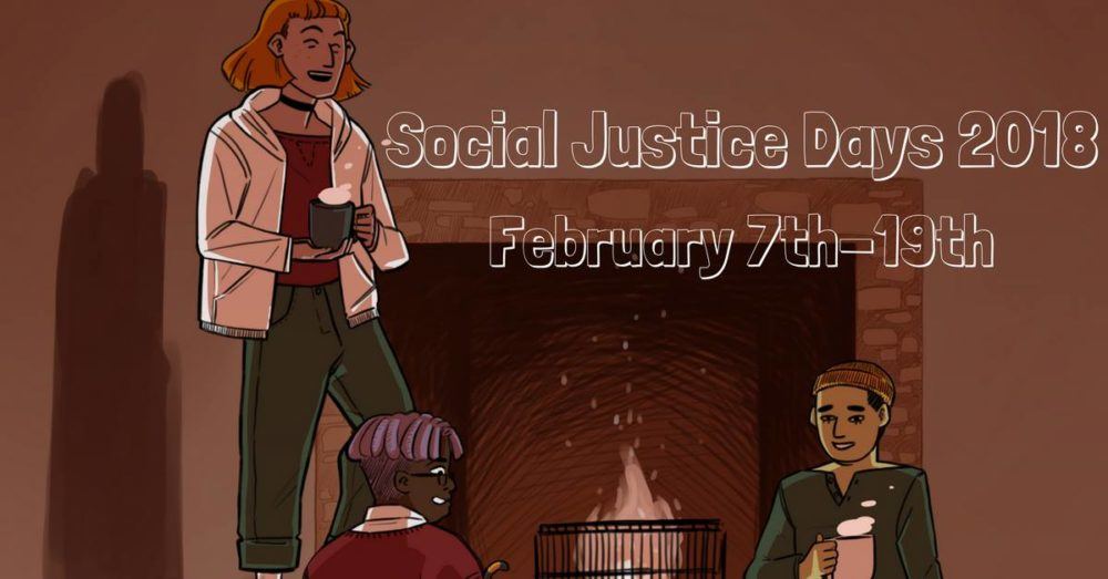 Social Justice Days 2018: Coming In From The Cold